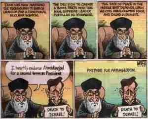 Soon, we'll have no qualms about attacking Iran