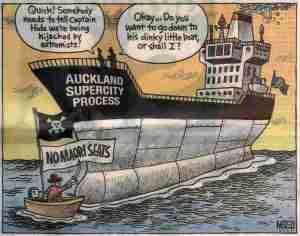 Auckland supercity 1