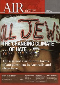 Australia/Israel Review, January 2010