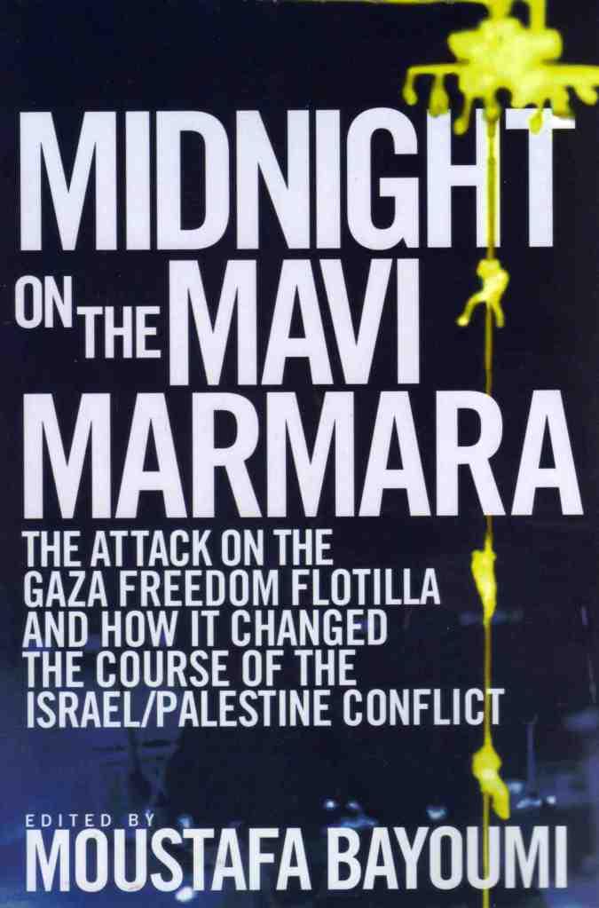 Midnight on the Mavi Marmara (front cover)