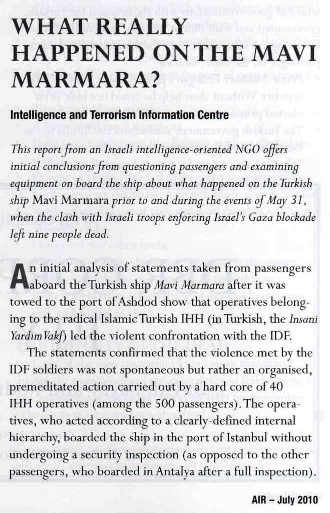 Australia/Israel Review, July 2010 (2)