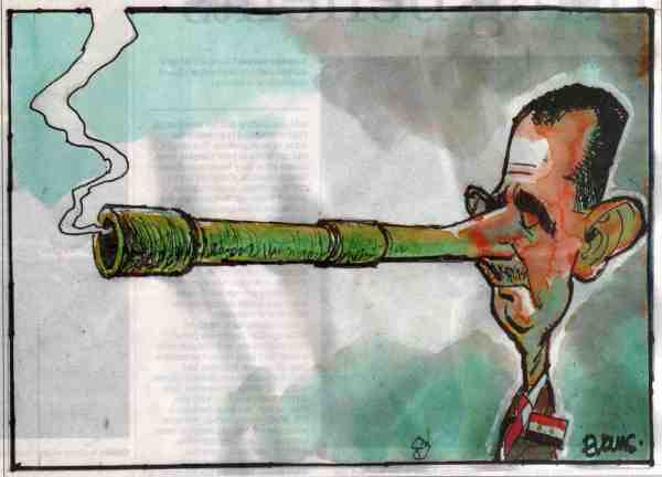 Bashar al-Assad: A view from the Manawatu Standard
