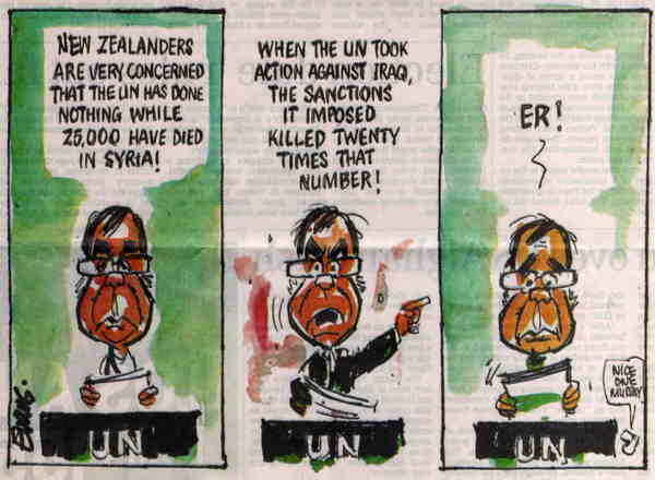 Murray McCully at the UN