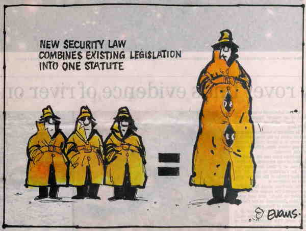 NZ's new security law