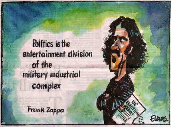 Politics as theater