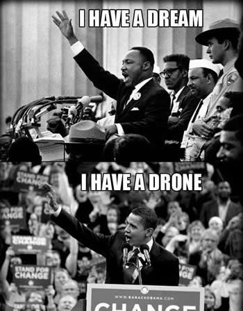 I have a Dream/Drone